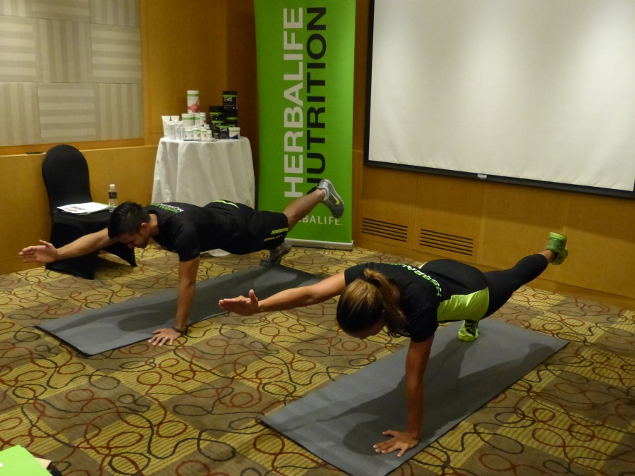 Tips for a Healthy Lifestyle by Herbalife Coaches Chappy Callanta and SamanthaClayton